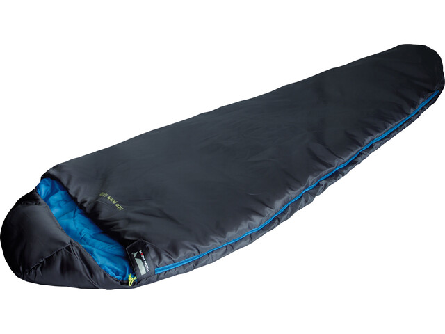 High Peak Lite Pak 1200 Sleeping Bag anthrazit/blau